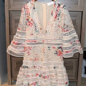 🌸 SOLD 🌸 Zimmermann's Laelia Dress Size 1